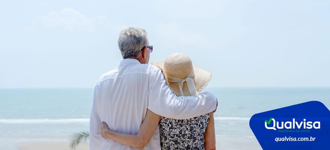 Visto para idosos