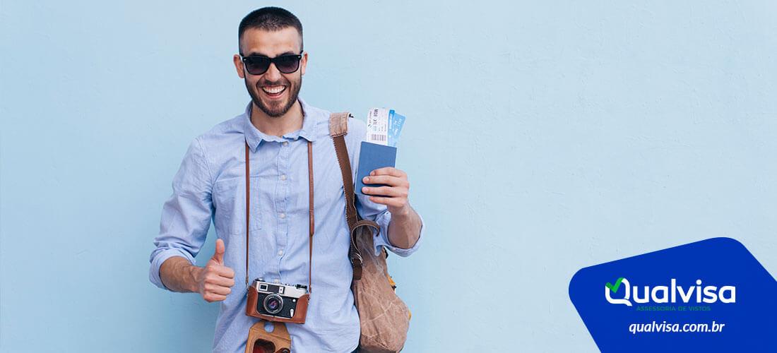 Validade do passaporte para viagem EUA